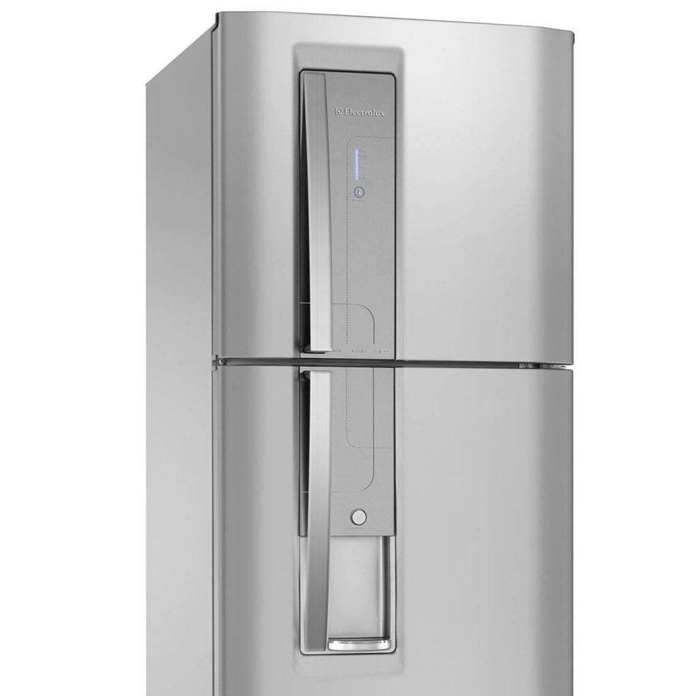 143deb3af 2. Imagem de Geladeira Refrigerador Electrolux 380 Litros Frost Free 2  Portas com Dispenser - DW42X