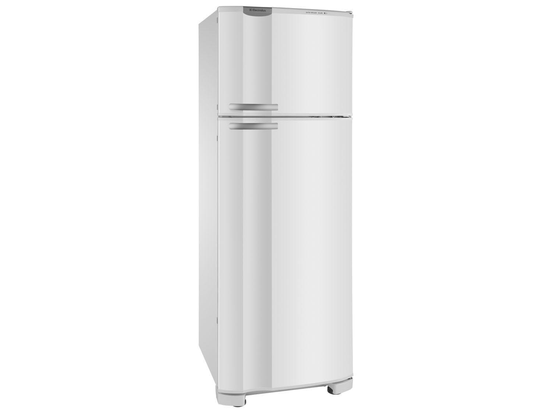 electrolux geladeira. geladeira/refrigerador electrolux cycle defrost - duplex 462l dc49a11006 branco magazine luiza geladeira g