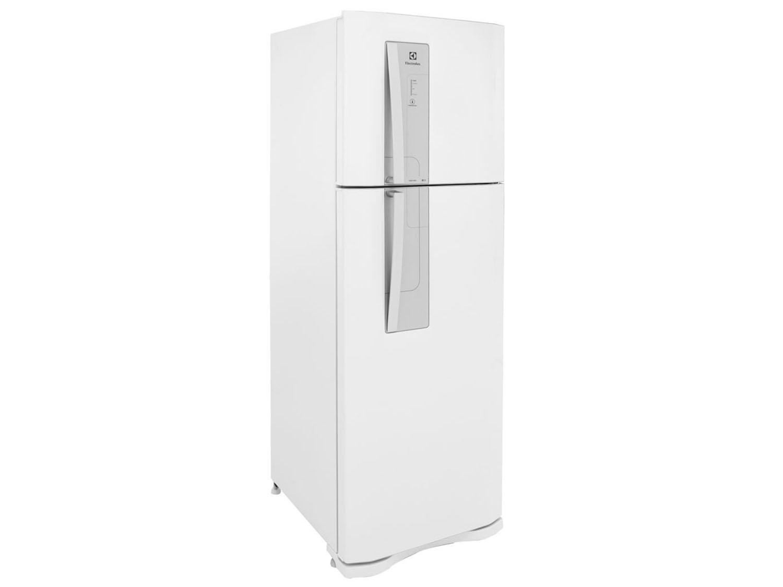 2a2ba7356c Geladeira Refrigerador Electrolux Frost Free - Duplex 382L DF42 Branco - Geladeira  Duplex - Magazine Luiza