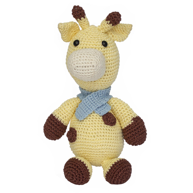 Baby Giraffe-Instant Download Crochet Pattern-Toy Giraffe ... | 1500x1500