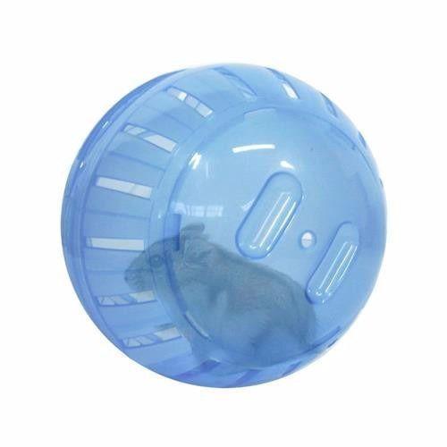 Globo Bola para Hamster Pequeno Jel Plast Happy Pet - Brinquedos ... d95c14b7431f2