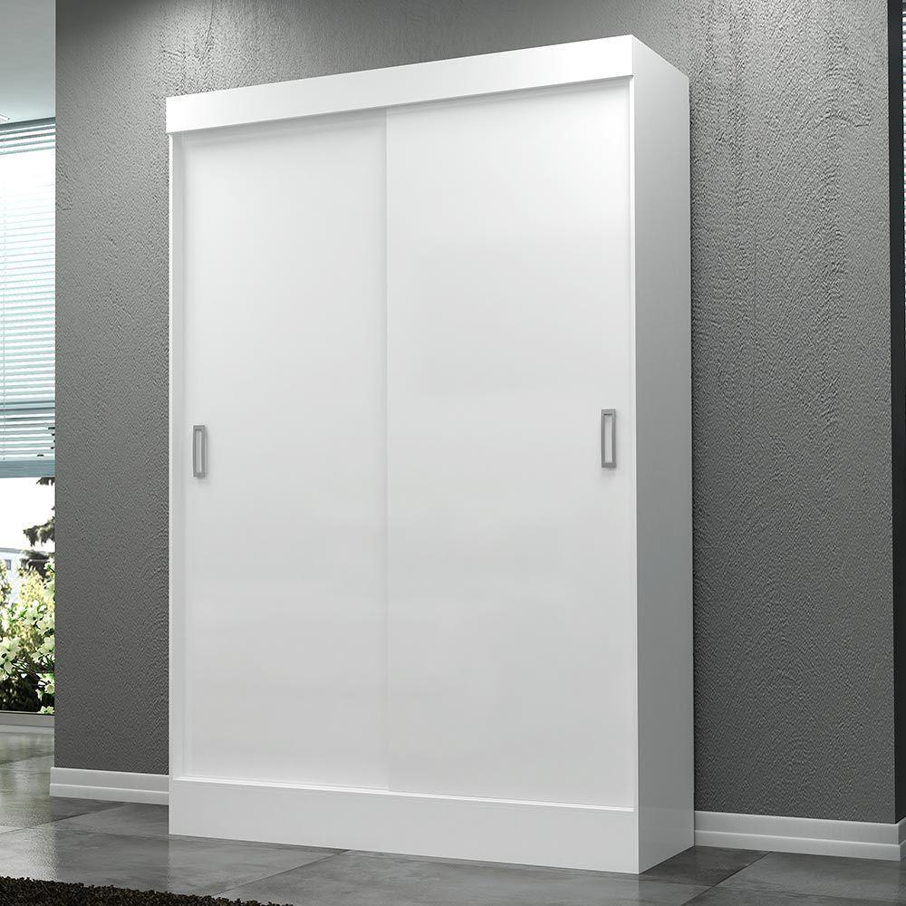 Guarda-roupa 2 Portas 2 Gavetas Cancun Branco - Maxel móveis Produto não  disponível d055ac594618c