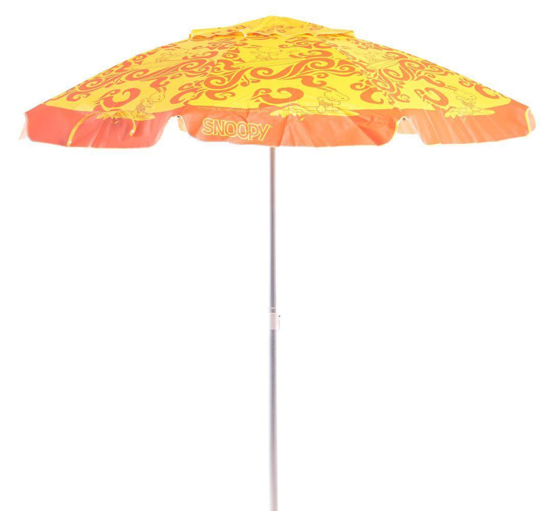cf79fe5e1b2b9 Guarda Sol Snoopy 1,60 m - Amarelo Laranja - Bel lazer R  186,00 à vista.  Adicionar à sacola