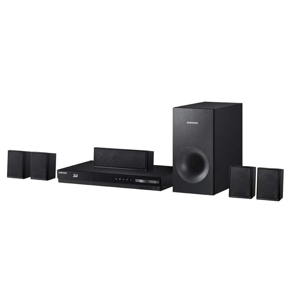 0860de44a Home Theater Samsung HT-F4505 ZD 5.1 Canais com Blu-ray Player 3D ...