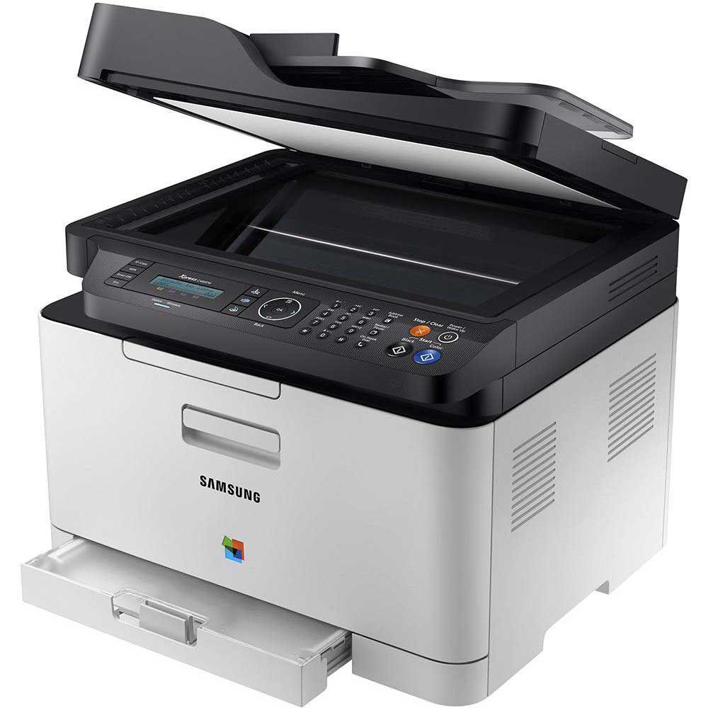 0ee5576bdbff5 Impressora Multifuncional Samsung Xpress SL-C480FW Laser Color Wireless  110V R  2.298,00 à vista. Adicionar à sacola
