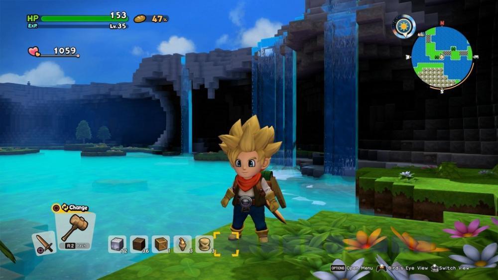 Jogo Dragon Quest Builders 2 - PS4 - Square enix