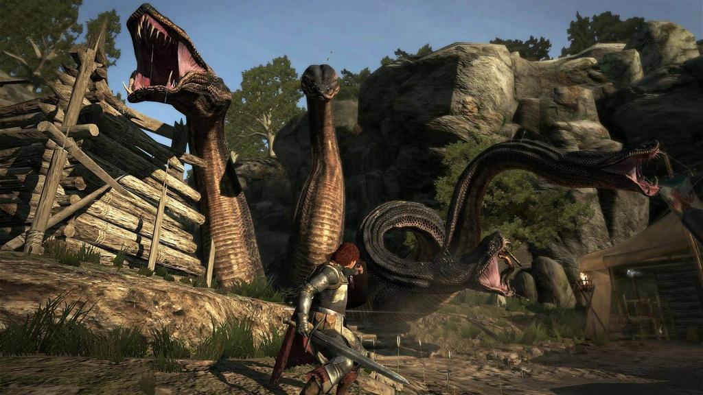 Jogo Dragons Dogma  Dark Arisen - Xbox One - Capcom R  78,90 à vista.  Adicionar à sacola 12498d4230