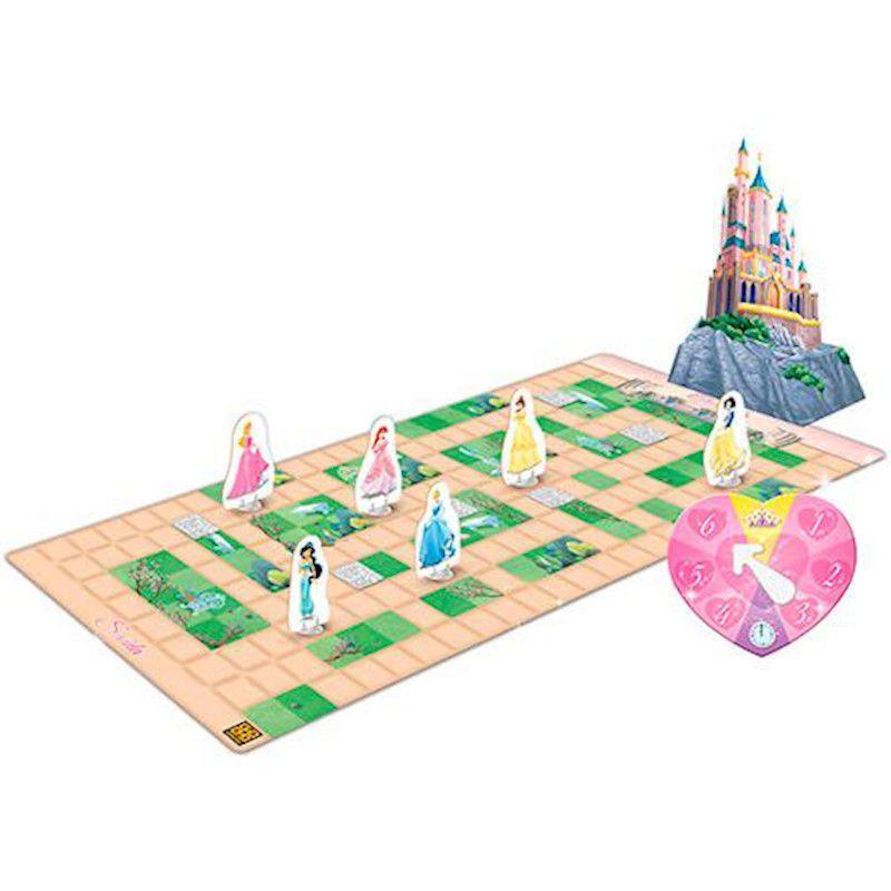 1c734c4923 Jogo Jardim Das Princesas 02617 - Grow - Jogos de Tabuleiro ...