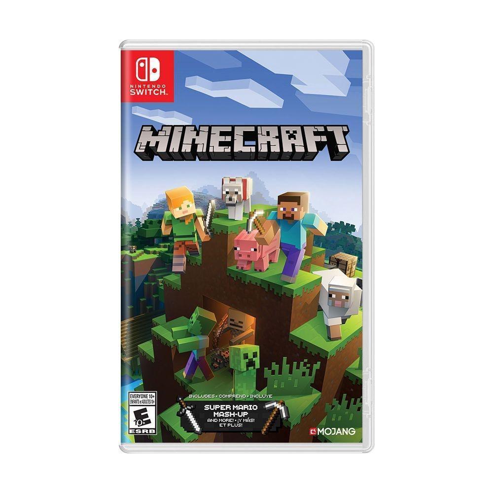 Jogo Minecraft: Nintendo Switch Edition - Switch - Mojang Ab