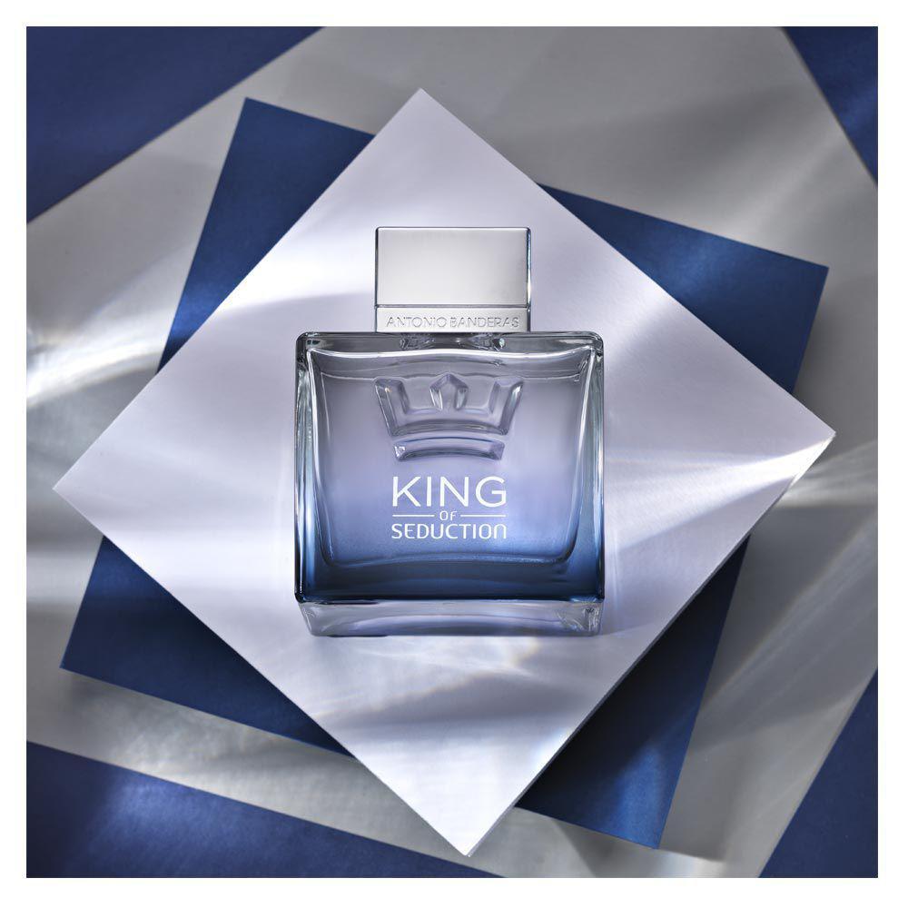 fb10239ea King of Seduction Collector Antonio Banderas - Perfume Masculino - Eau de  Toilette Produto não disponível