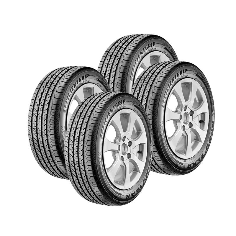 kit 4 pneus goodyear efficientgrip performance 225 50r17 94v pneus carros aro 17 magazine luiza. Black Bedroom Furniture Sets. Home Design Ideas