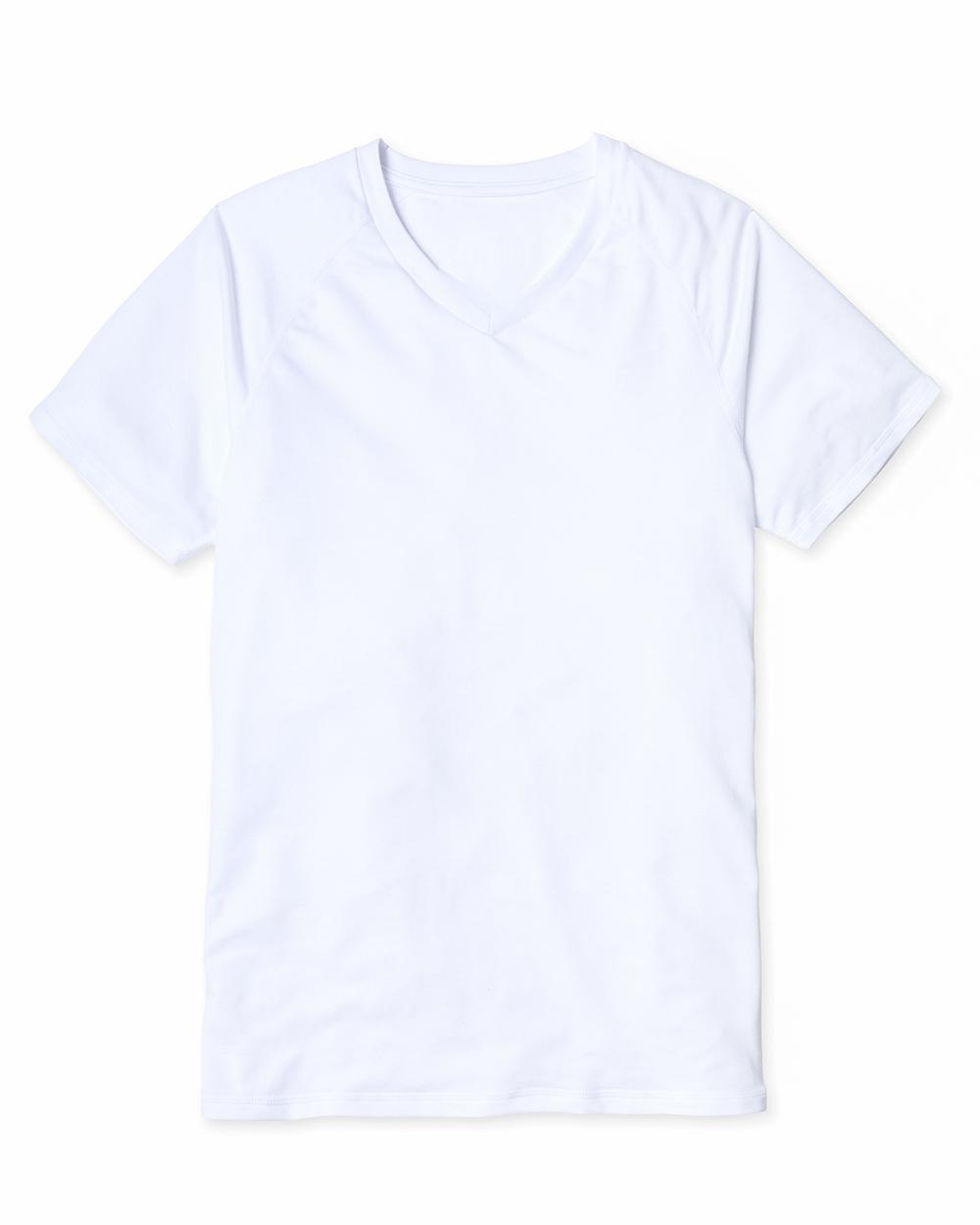 56aae9a99f Kit 5 Camisetas Gola V Masculina Lisa 100 Algodão Básica - Newbeat R  84