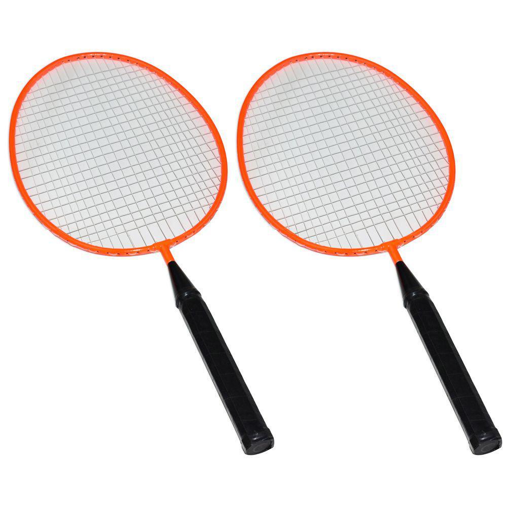 2af4d57fd3080 Kit Badminton Infantil 2 Raquetes 1 Peteca Winmax - Laranja - WMY02021Z2 -  Ahead Sports R  42