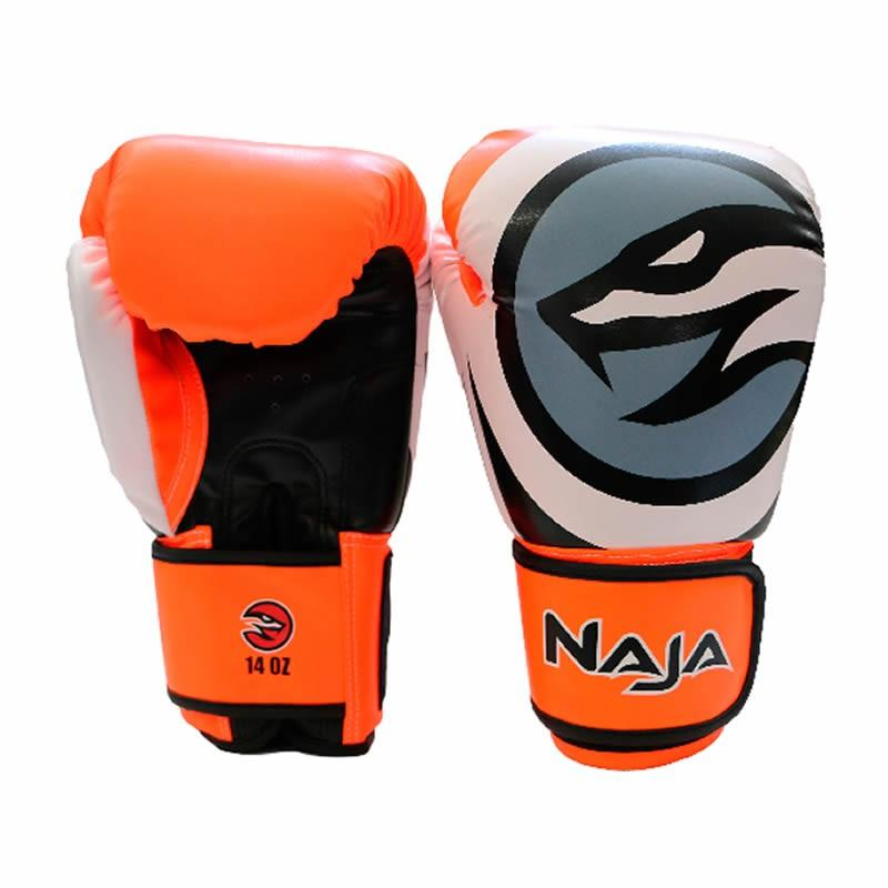 Kit boxe muay thai naja colors bandagem bucal laranja - Kit Boxe e ... 2c229fadc22aa