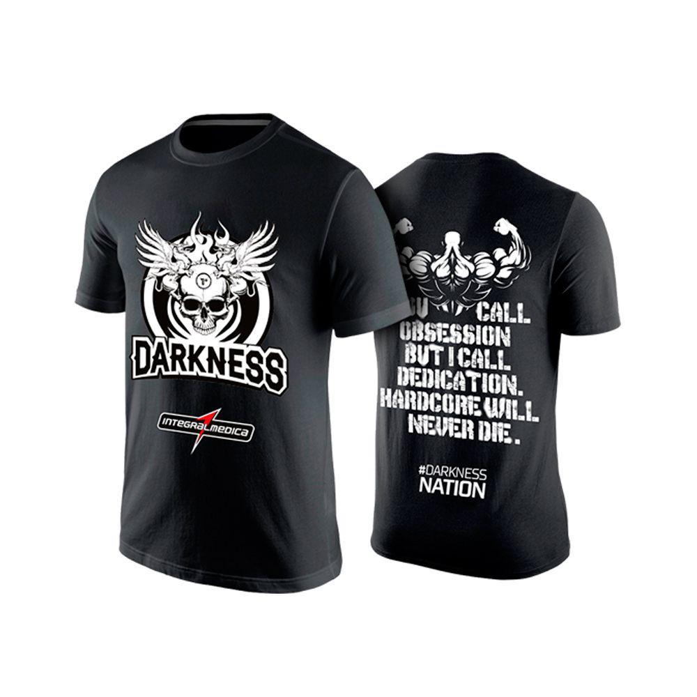 Kit Camisetas Modelos Top Integralmedica Darkness - Integramedica R  178 35e8bd8d8325b