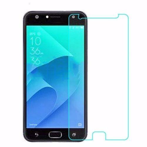 b558c8c67 Kit capa TPU fumê + película de vidro temperado para Asus Zenfone 4 Selfie  PRO ZD552KL 5