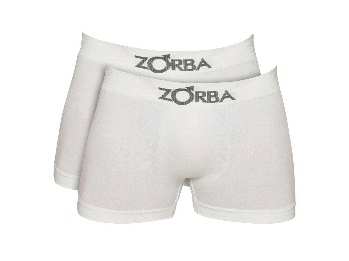 852e6bc0d Kit Com 10 Cuecas Boxer Algodão Sem Costura Zorba 781 - Cueca ...