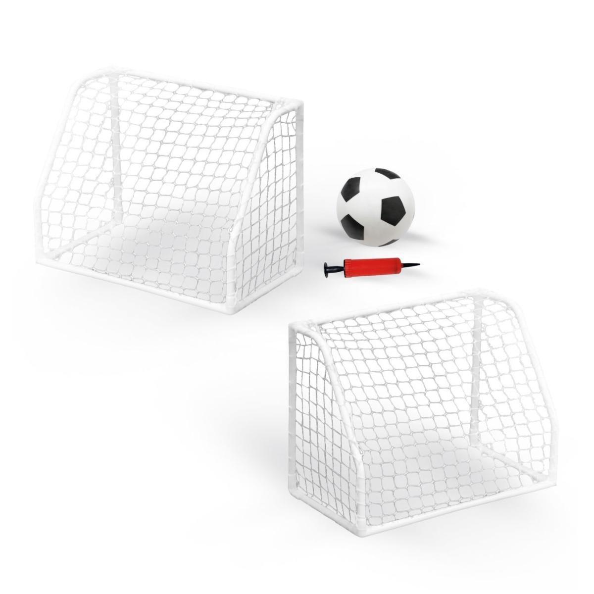 Kit Mini Trave Futebol Portátil com Redes e Bola Pelegrin PEL-FT10 Produto  não disponível 063f31d44b3c4