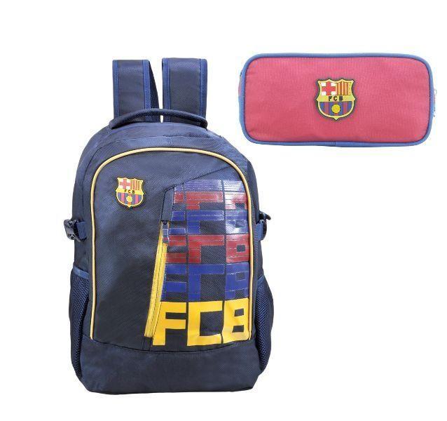 f02ef64ebb kit Mochila de Costas Juvenil Barcelona 6656 com estojo - Xeryus mochilas  Produto não disponível