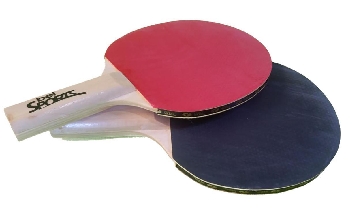 8eefc3c2a Kit Raquetes Ping Pong Tenis De Mesa Rede 4855 Bel - Belfix - Jogos ...