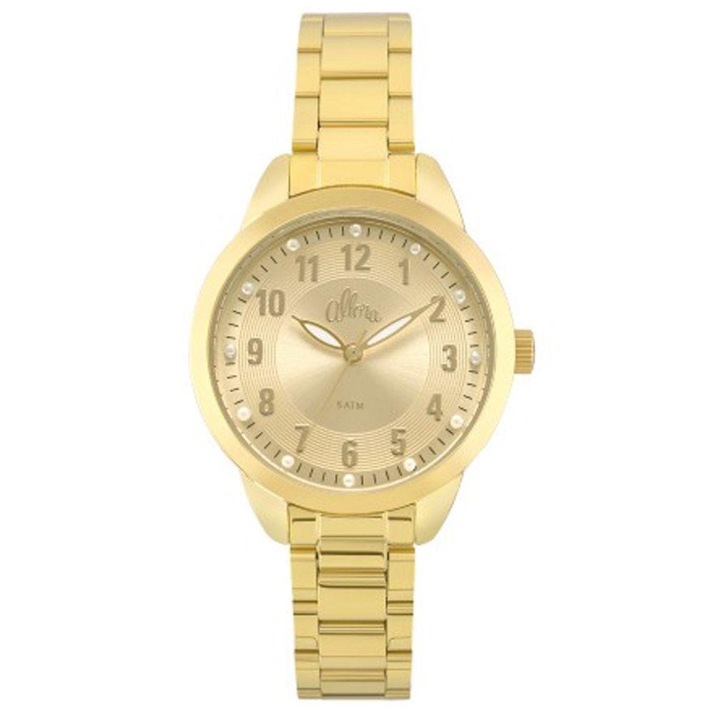 f556aaf70dd Kit Relógio Feminino Allora Ao Mar AL2035FKU K4X - Relógio Feminino ...