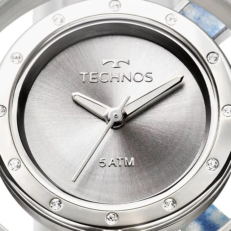 5fa6ab5cc73 Kit Relógio Technos Feminino Stone Collection Troca Aros Gl30fl k1k Produto  não disponível