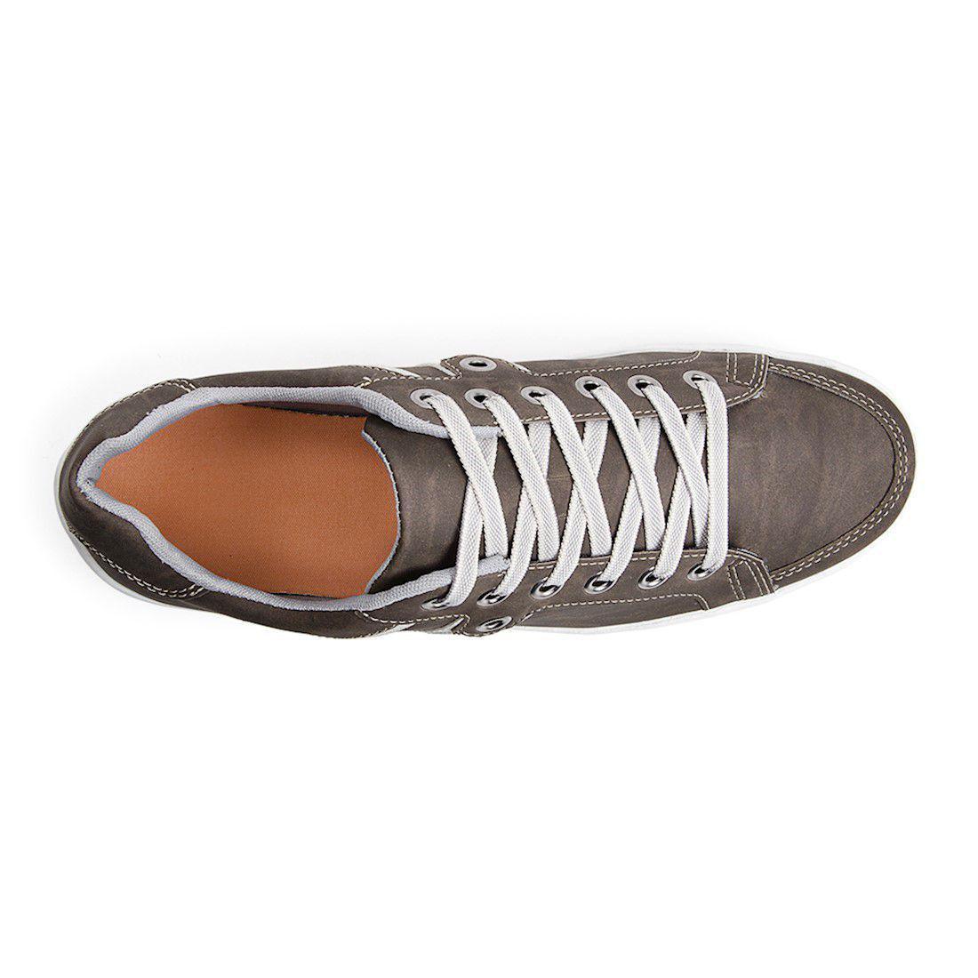 16b8dc846 Kit sapatênis masculino sandro moscoloni craves marrom escuro + craves  branco brown R$ 149,90 à vista. Adicionar à sacola