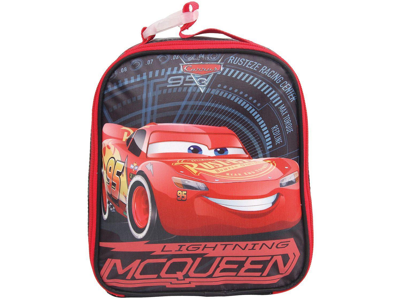 646f4609d Lancheira Carros Disney Pixar Lightning McQueen - Térmica Dermiwil Soft 2,5  Litros com Acessórios Produto não disponível