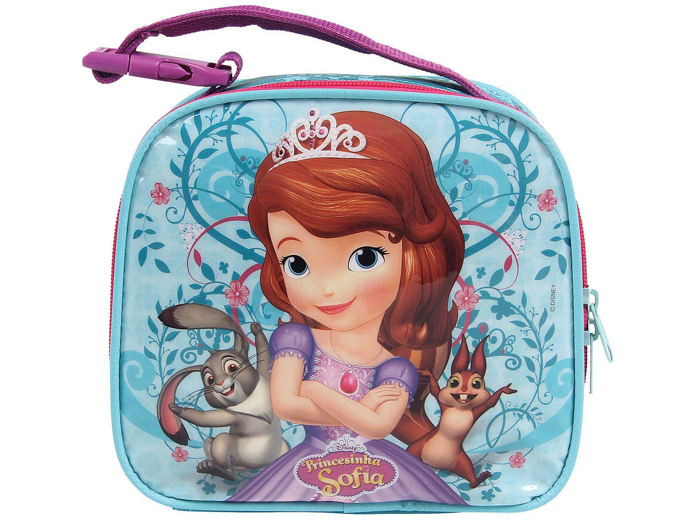 53ec02bd5 Lancheira Princesinha Sofia Térmica DMW - Soft 2,5 Litros com Acessórios  Produto não disponível