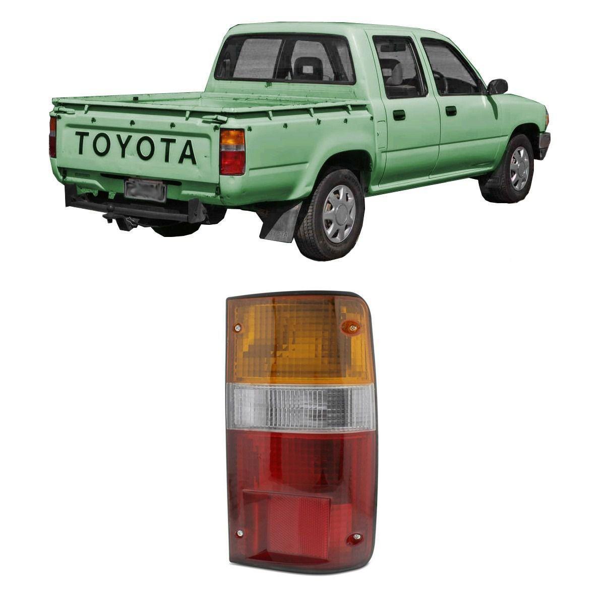 Lanterna Hilux 4x4 Pick Up 92 93 94 95 96 97 98 Tyc Produtos Para Carros Magazine Luiza
