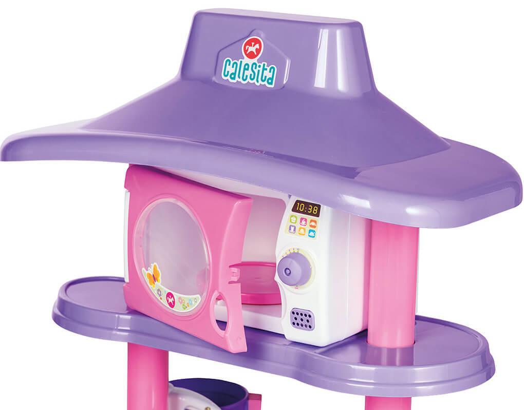 2028b62e53 Le Grand Chef Calesita - Cozinha Infantil - Pia com Água e Som R  299
