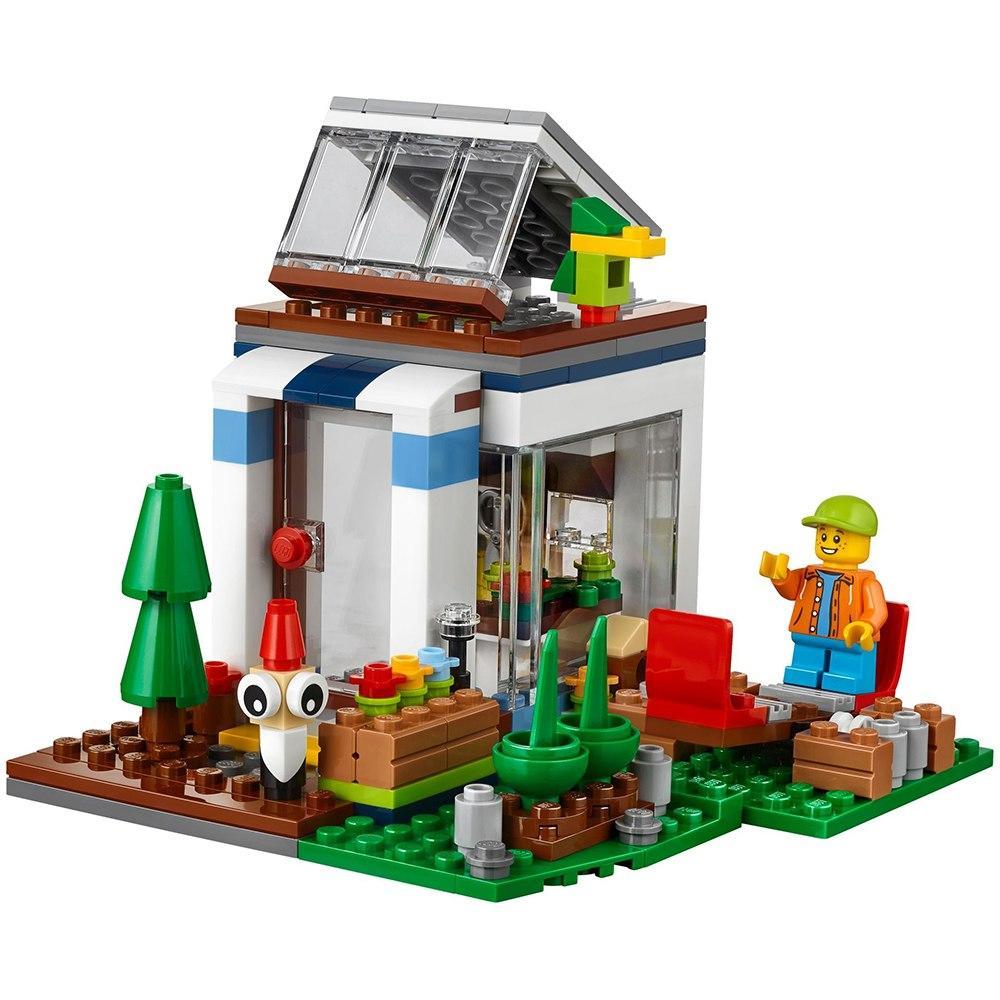 Lego creator 31068 casa moderna lego lego magazine luiza for Casa moderna lego