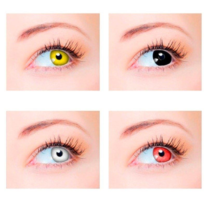 fca6d387a Lentes de Contato Coloridas Clear Colors Fashion - Clear optical lens R$  89,00 à vista. Adicionar à sacola