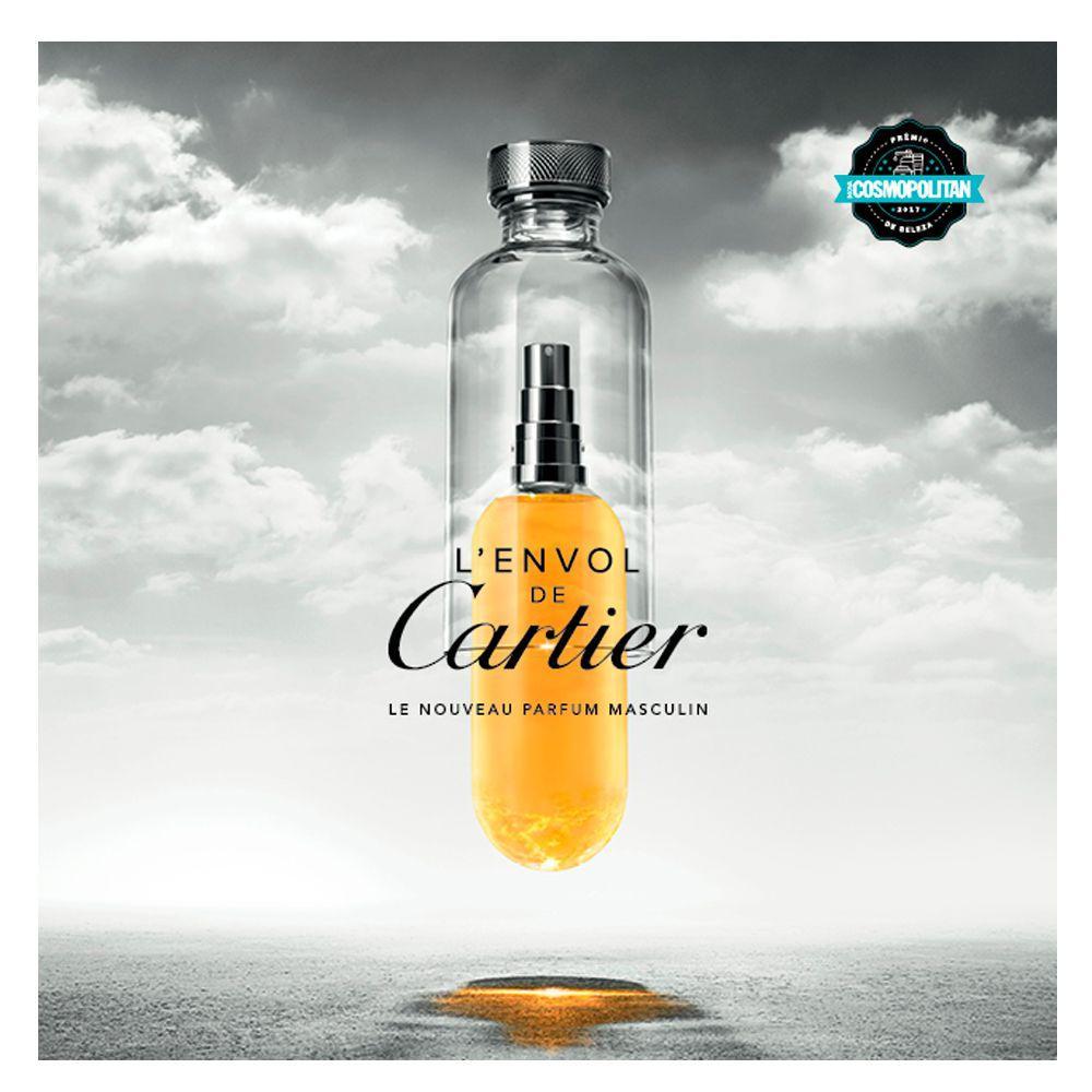 367d902f294 Lenvol Cartier - Perfume Masculino - Eau de Parfum - Perfume ...