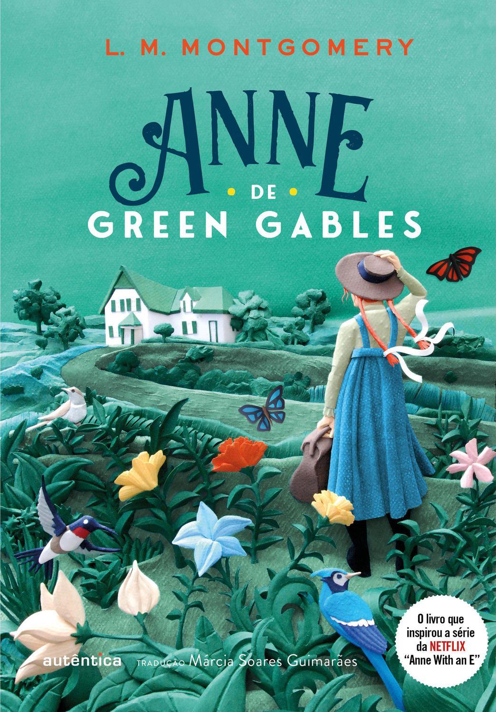 Livro - Anne de Green Gables - (Texto integral - Clássicos ...
