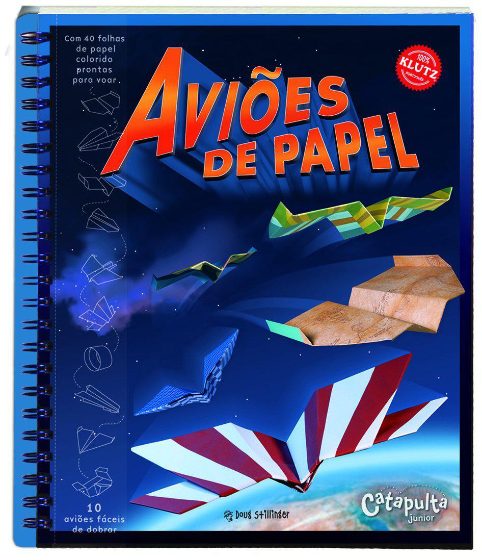 Livro Avioes De Papel Livros De Literatura Infantil Magazine