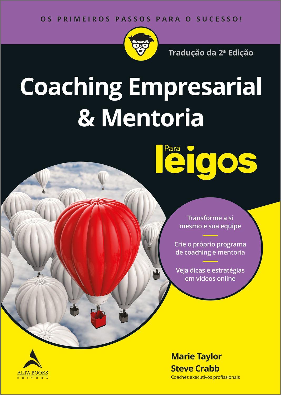 Livro   Coaching empresarial & mentoria para leigos
