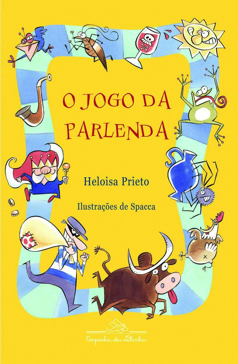 Livro O Jogo Da Parlenda Livros De Literatura Infantil
