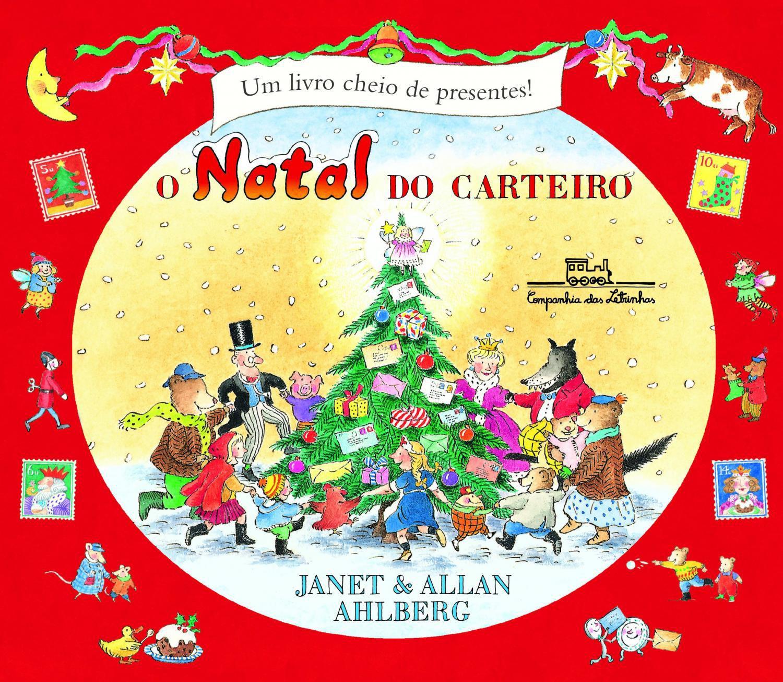 Livro - O Natal do carteiro - Livros de Literatura