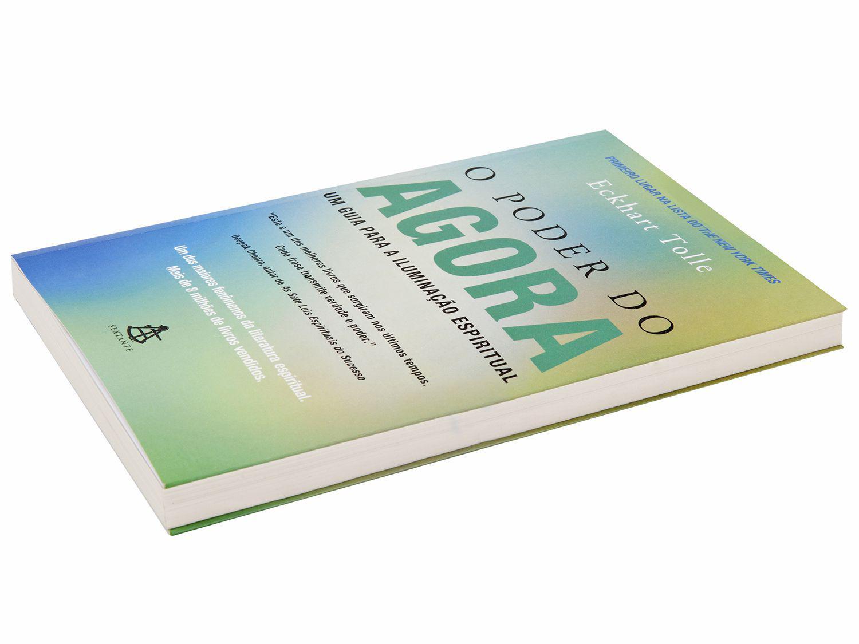 Livro - O poder do agora - Livros de Autoajuda - Magazine
