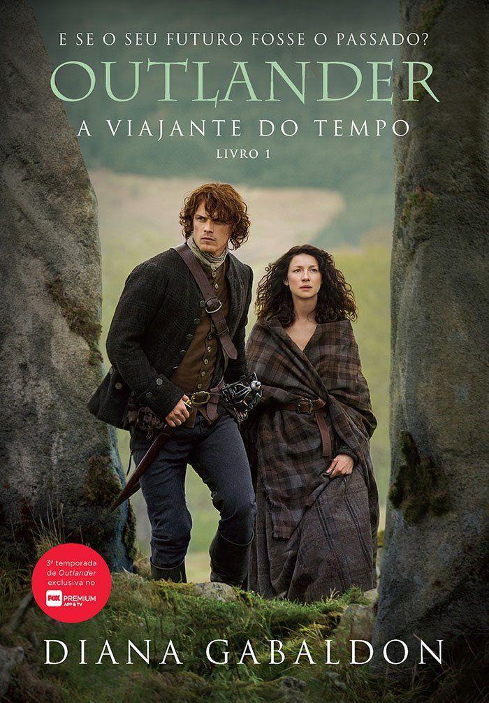 Livro - Outlander: a viajante no tempo - Livro 1 - Livros