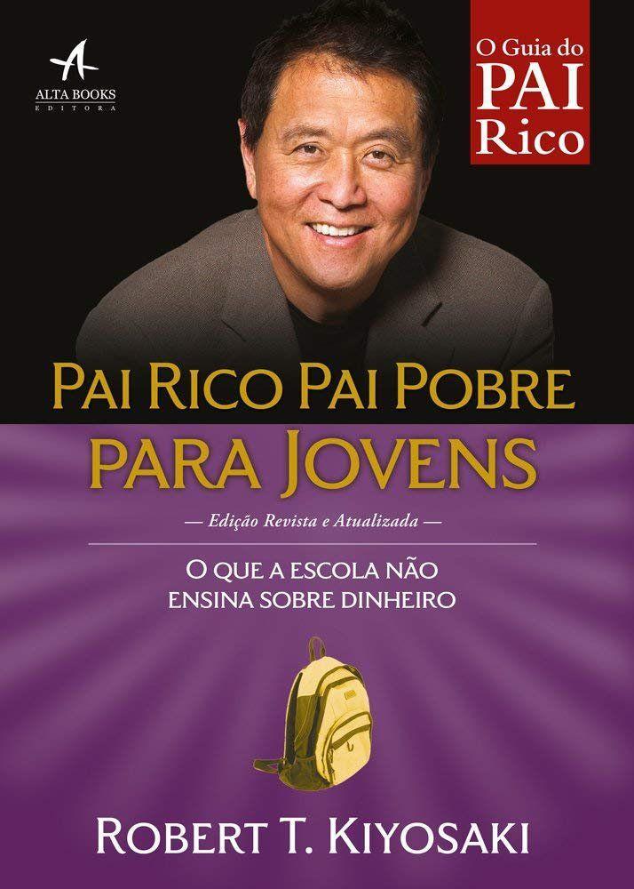 Livro - Pai Rico, Pai Pobre para jovens - Livros de