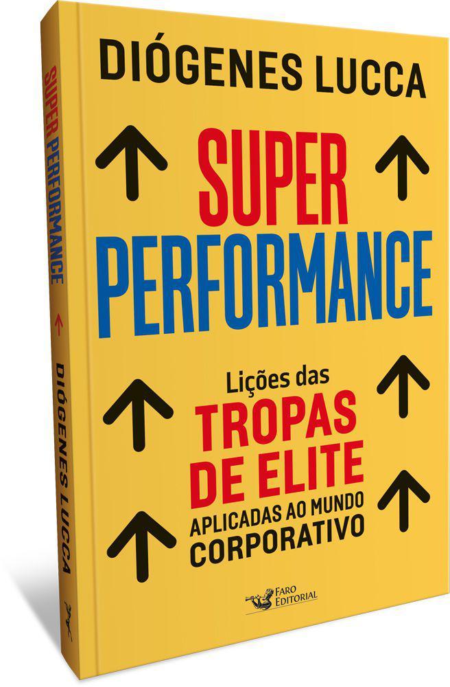 Livro - Super performance - Livros de Autoajuda - Magazine Luiza