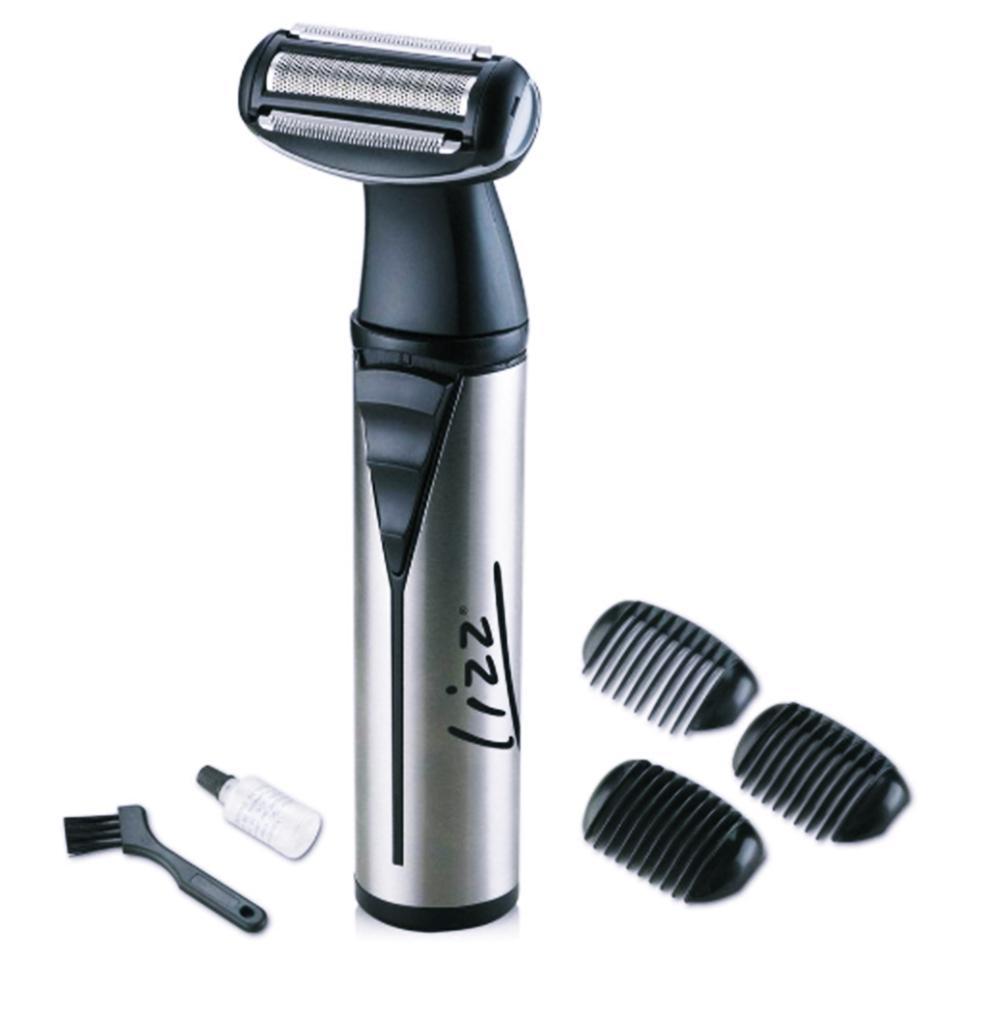 11a7a1866 Lizz kit barbeador + aparador de pelos /corpo masc R$ 299,00 à vista.  Adicionar à sacola