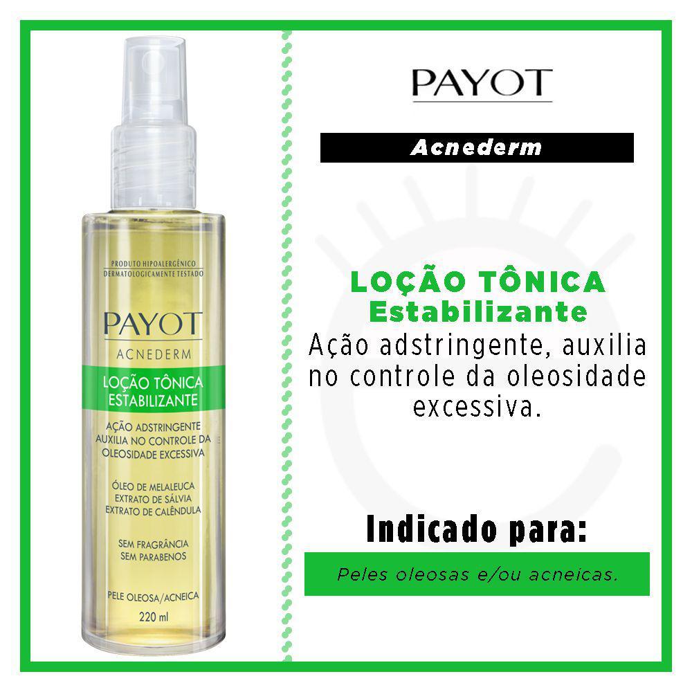 773ec4c60e7 Loção Tônica Facial Estabilizante Payot - Acnederm Produto não disponível