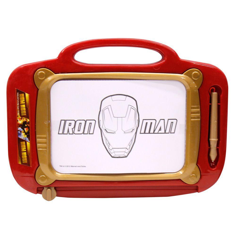 Lousa Mágica - Iron Man 3 - Toyng - Lousa Mágica - Magazine Luiza