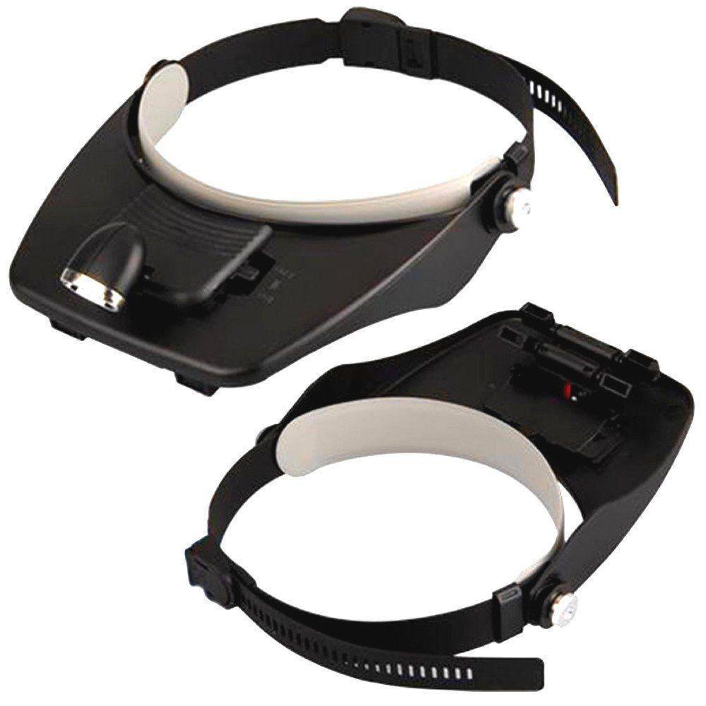 7a174d766 Lupa para cabeça profissional jogo 4 lentes 2 leds CBR03600 - Commerce  brasil R$ 49,97 à vista. Adicionar à sacola