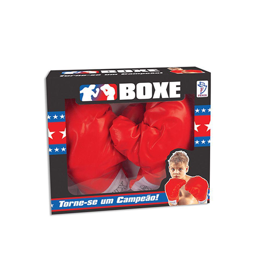 1d55320c7 Luva de Boxe Infantil Vermelho Fênix - Fenix - Esportes - Magazine Luiza