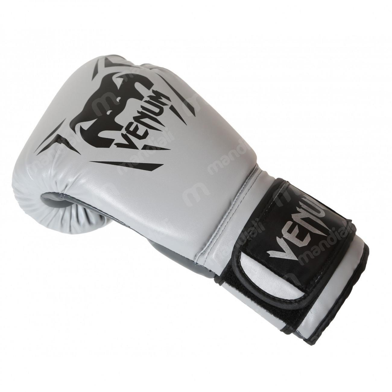 5658333f18 Luva de Boxe New Contender 16 Oz Cinza Venum - Luvas e Faixas para ...