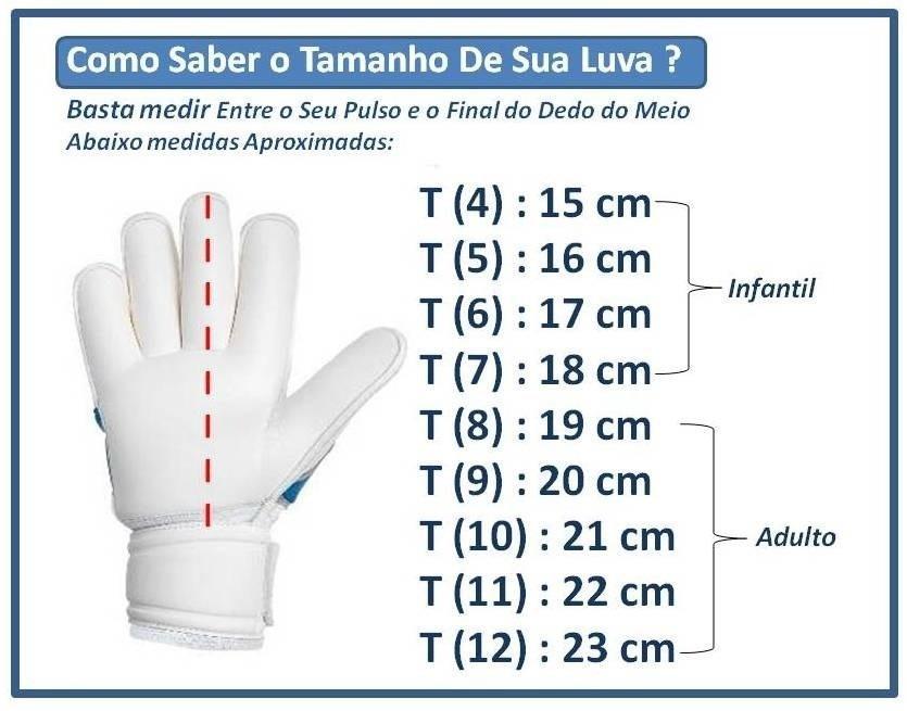 Luva de Goleiro Rinat Gladiador Repl 2 Laranja e Preta Produto não  disponível 0686cfadf5a46